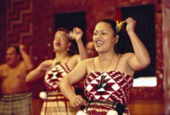 Danze Maori Nuova Zelanda