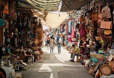 Marocco Souk