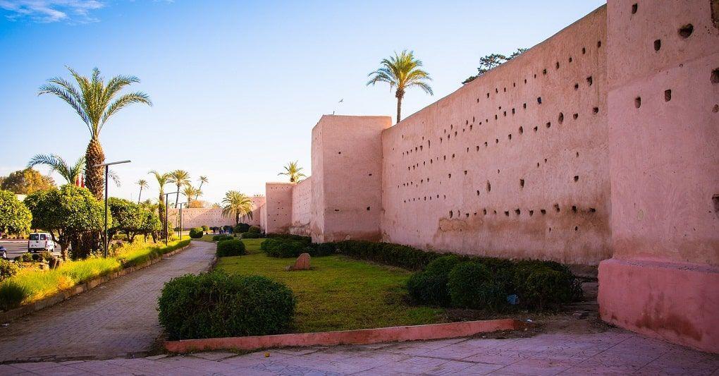 Haut Mur Marrakech