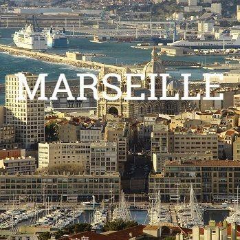 Marseille Vue Aérienne
