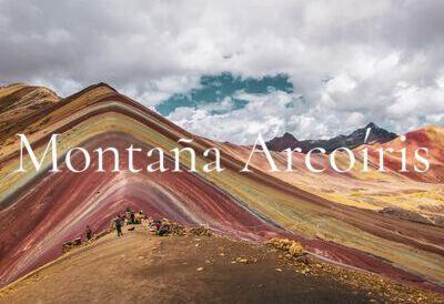 montaña arcoiris peru