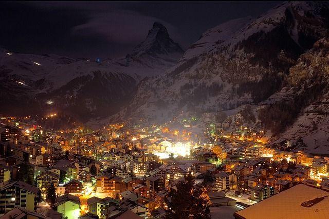Find your ideal ski resort