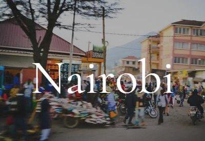 nairobi travel