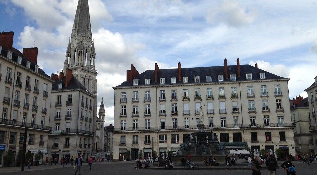 Nantes centre-ville