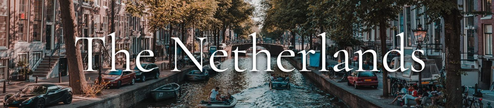 Travel in The Netherlands banner