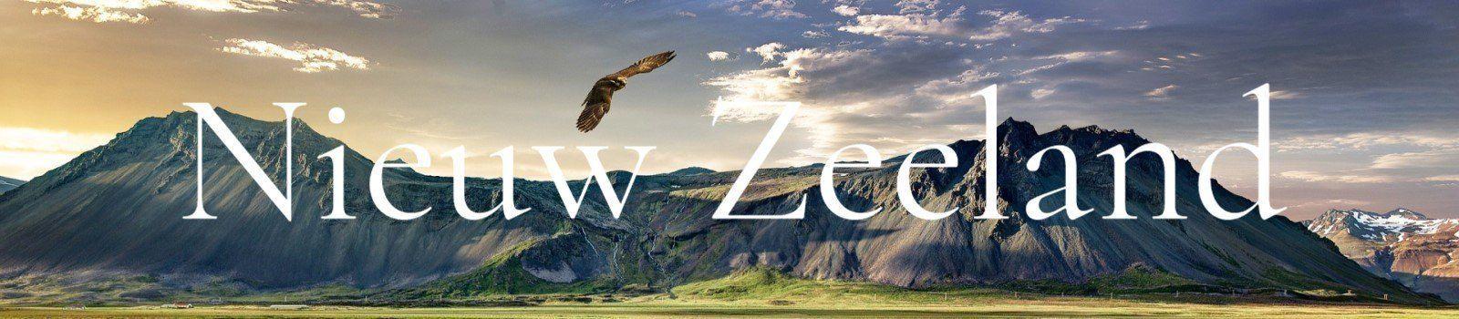 Nieuw Zeeland banner