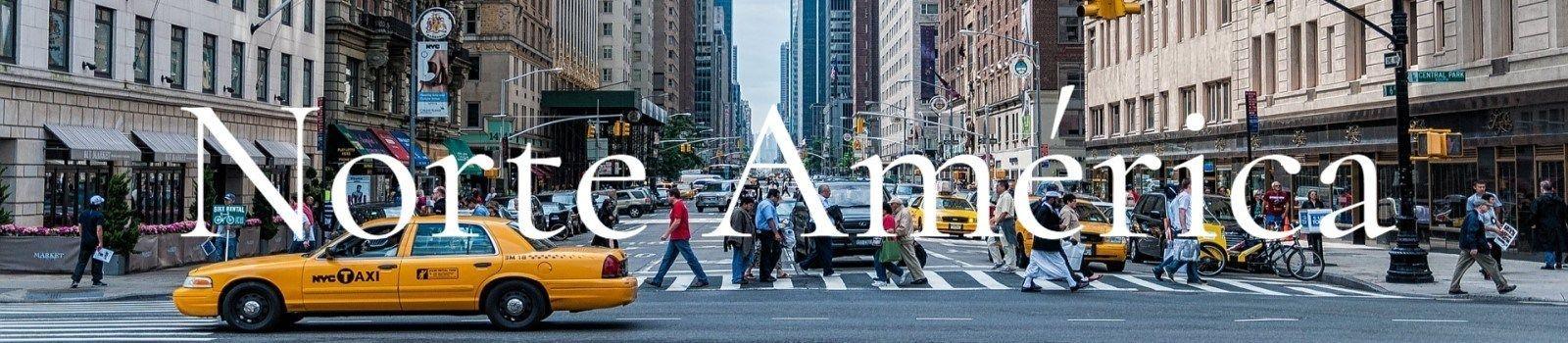 Norte América - Nueva York