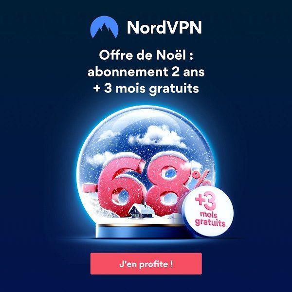 Offre Noel Nord VPN