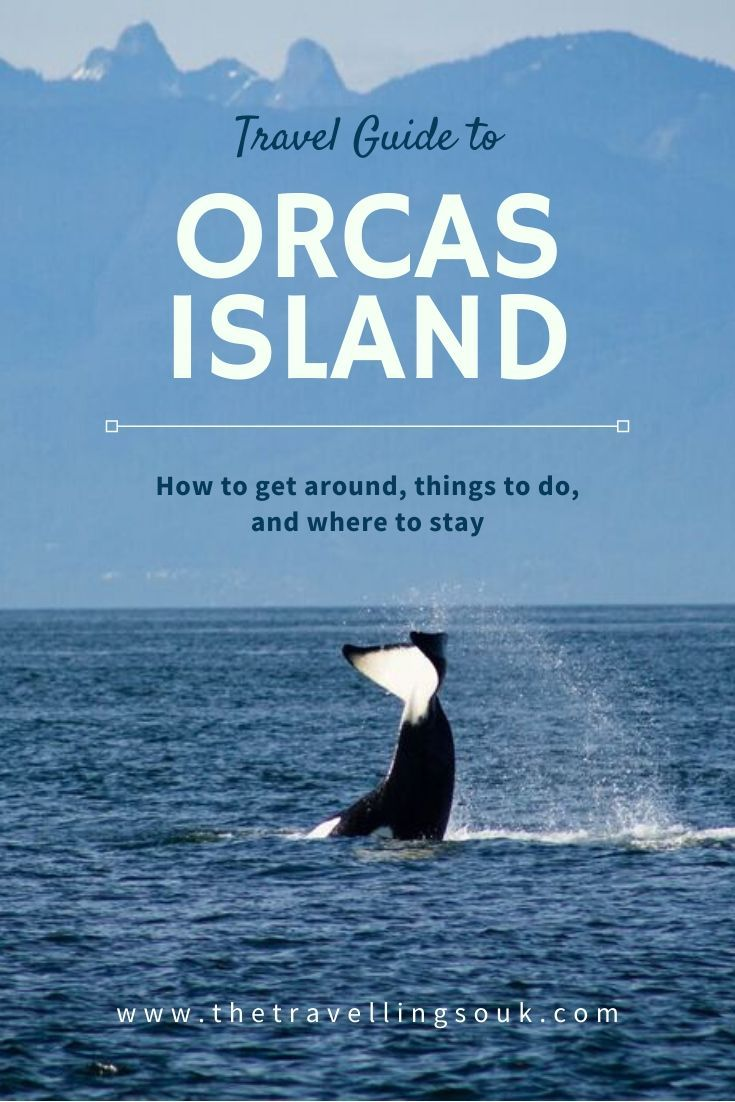 Orcas Island Pinterest Cover