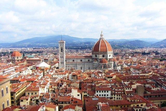 view from palazzo veccio