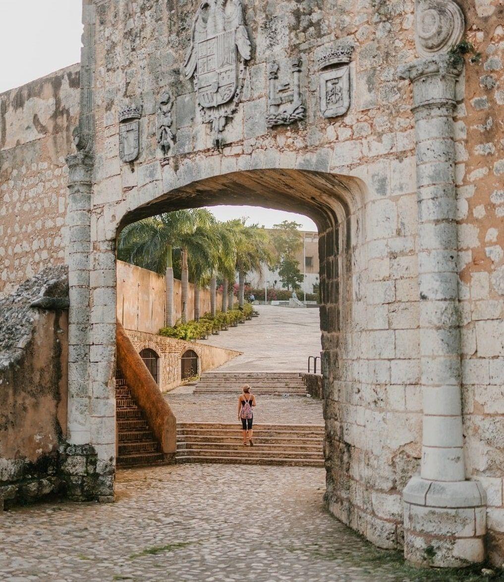 Monument Dominican Republic