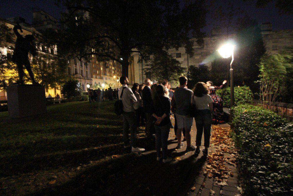 Things to Do in Philadelphia - Ghost Tour