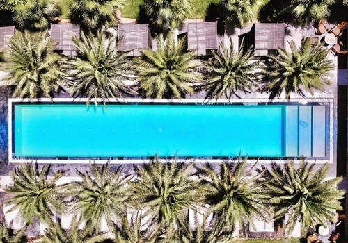 Piscine Villa Taj Marrakech