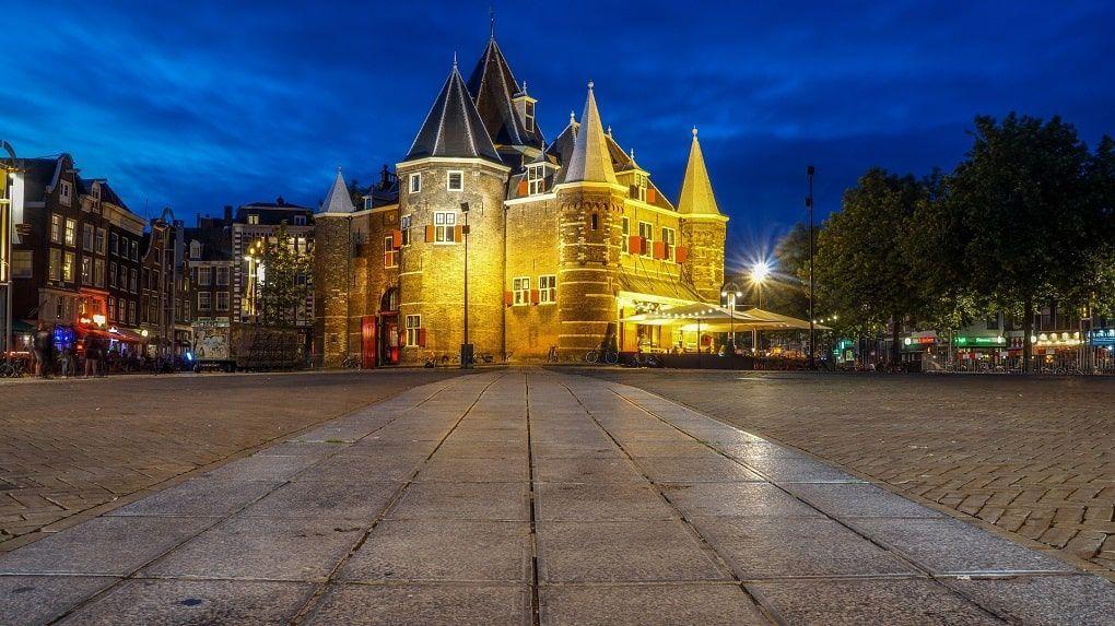 Place Nieuwmarkt