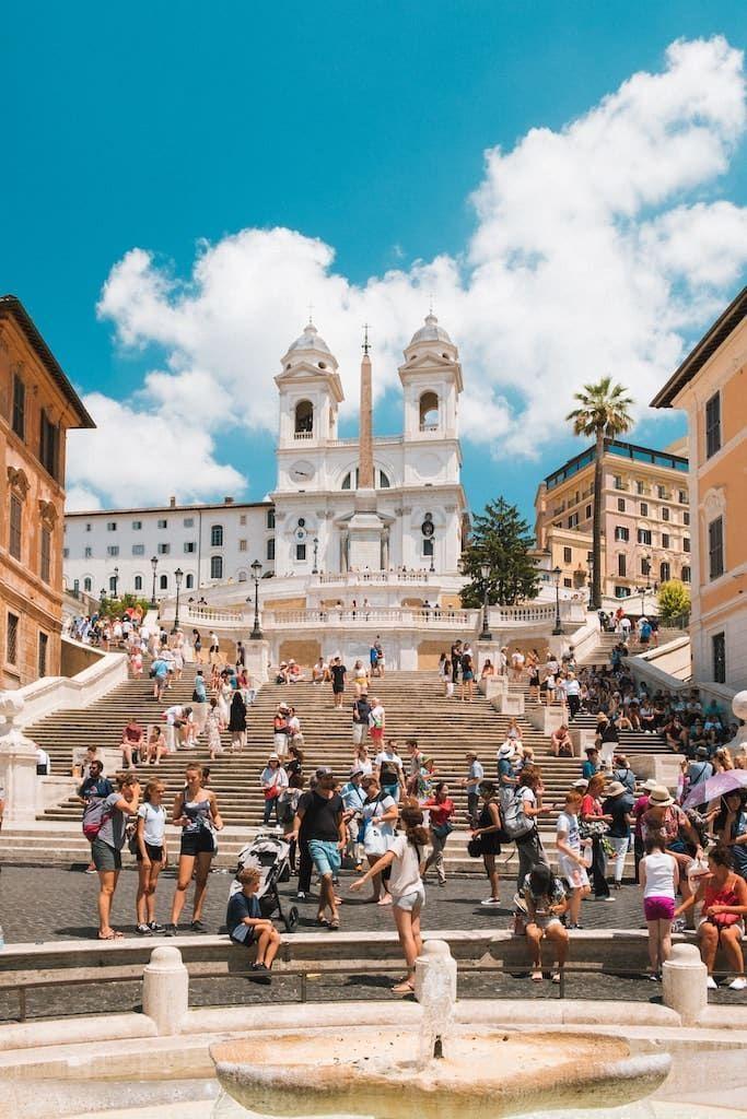 Place dEspagne Rome