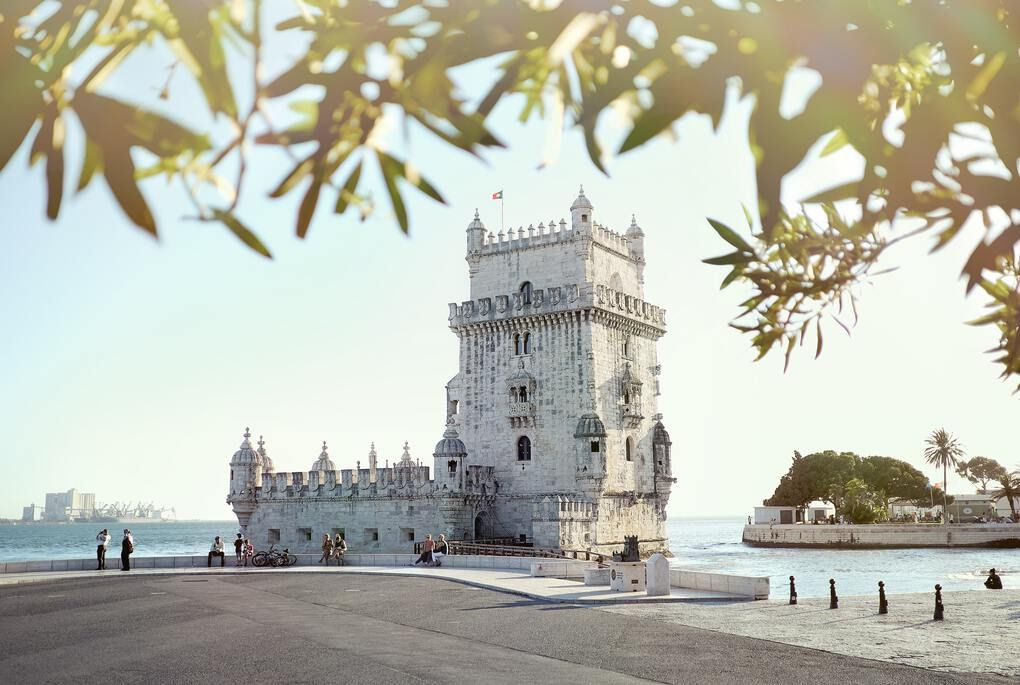 The Tower in Lisbon, Portugal