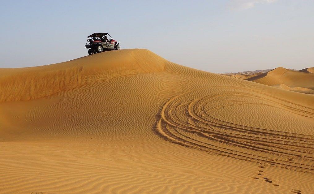 Quad desert Marrakech