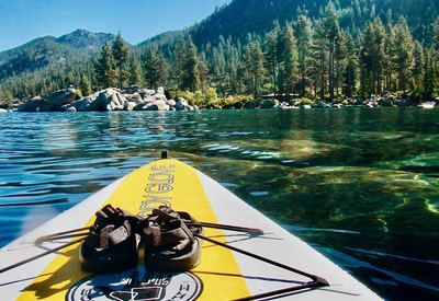 Travel Guide to Lake Tahoe Related Article