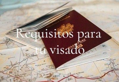 Requisitos visado