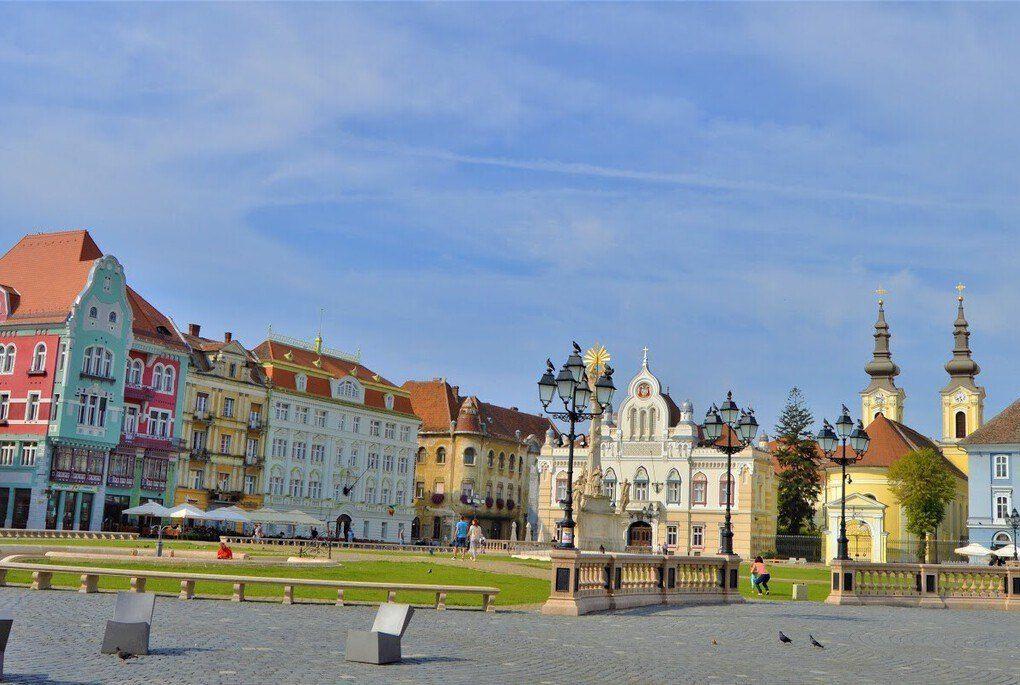 Timisoara - Union Square