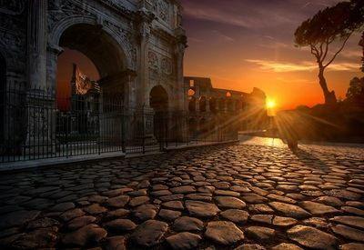 Visiter Rome Colisée