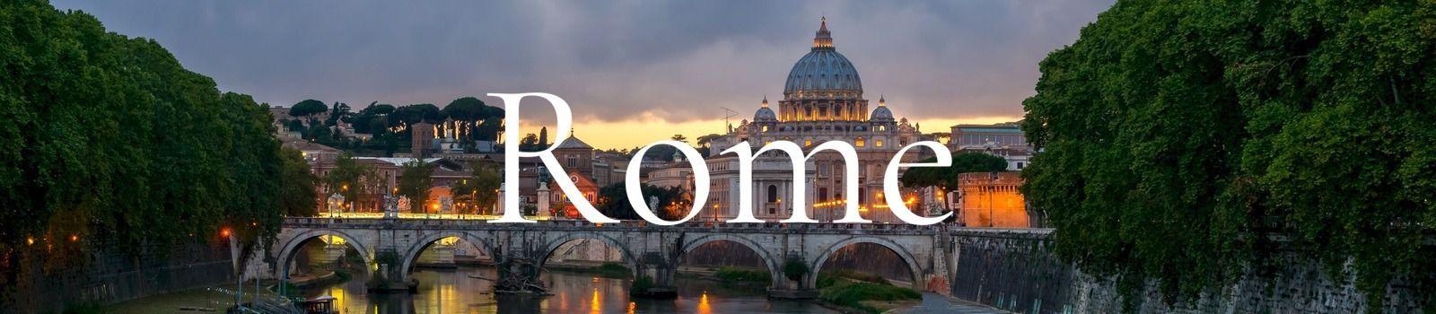 Vakantie Rome