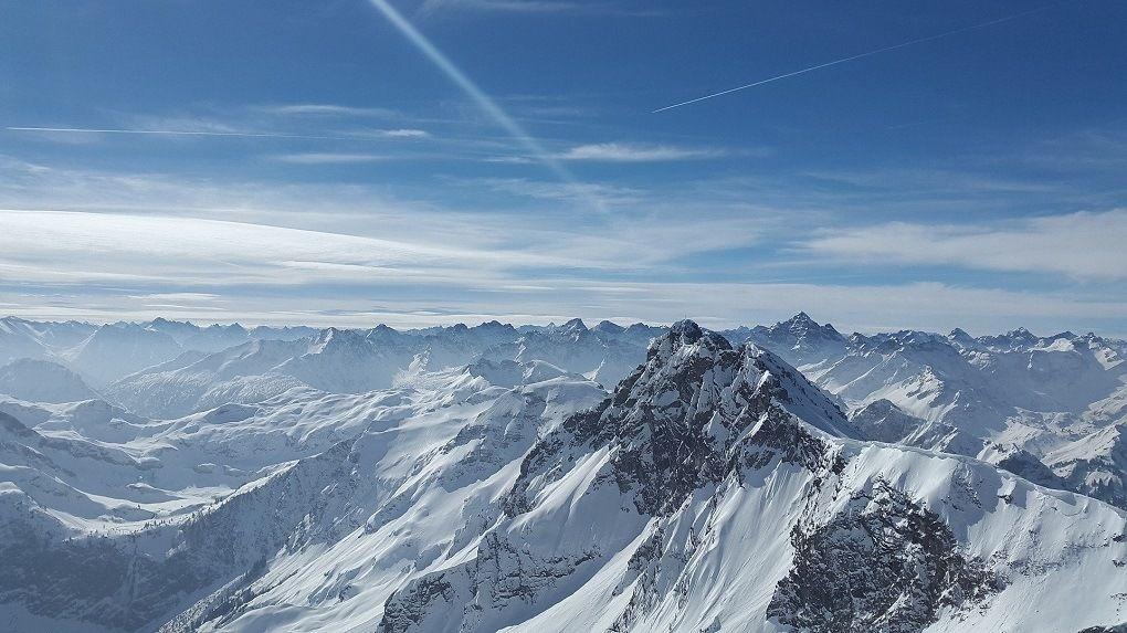 Alpes Hiver