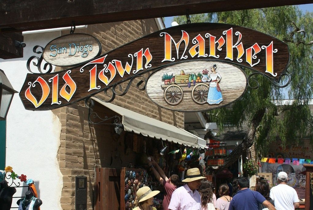 San Diego Things to Do #5 - Old Town San Diego