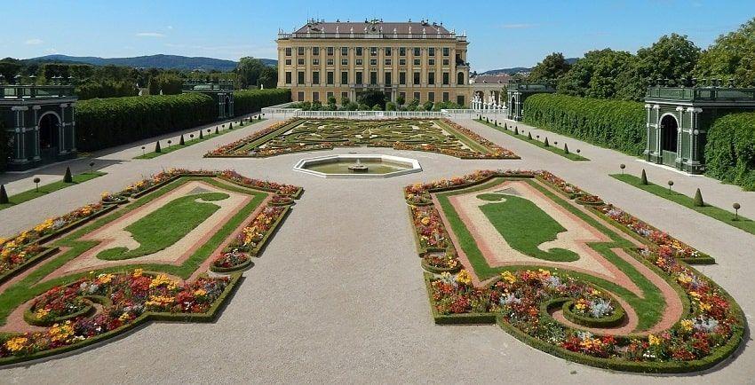 Schoenbrunn Chateau Vienne
