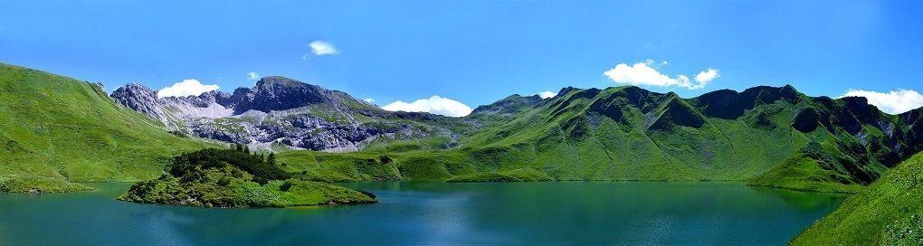Alpes été