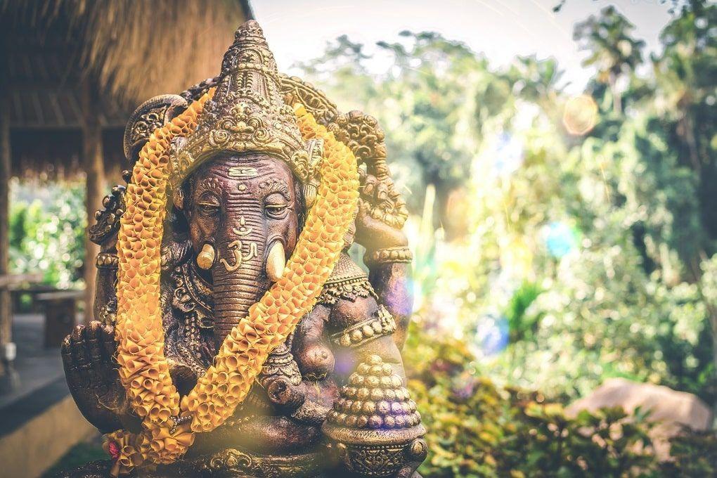 Sculpture Ganesh