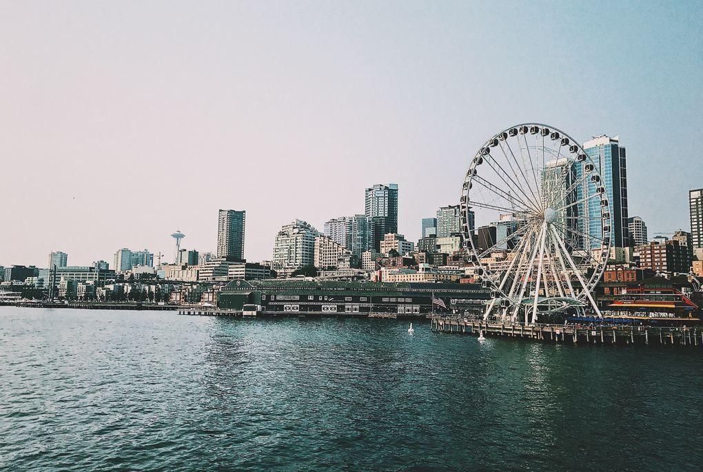 Seattle ruota panoramica
