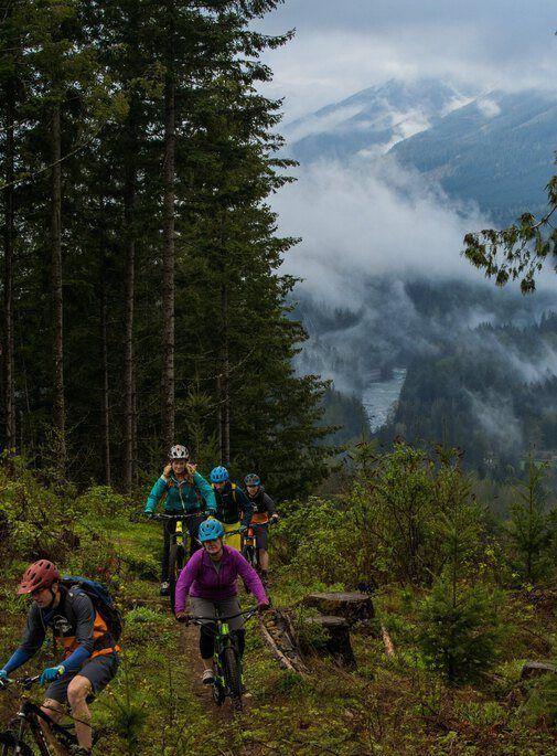 Seattle Mountain bike