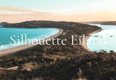 silhouette eiland