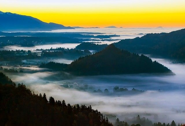 Discover the wild nature of Slovenia