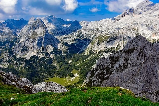 Hike in the Slovenian Alps