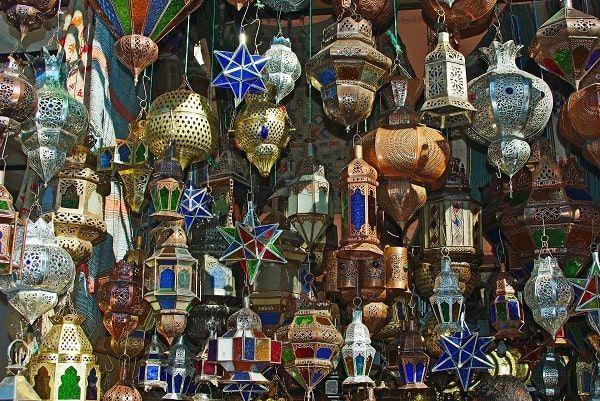 Marrakech Souk Seffarine