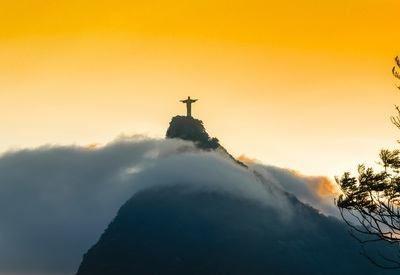 Rio de Janerio Christus beeld