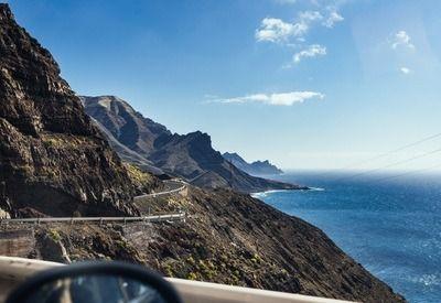 Spanje kustlijn