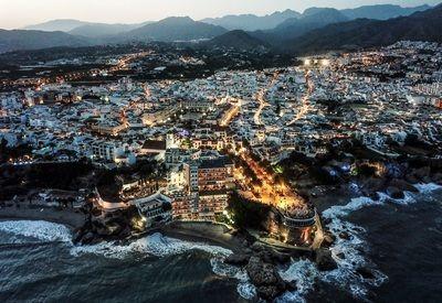 Spanje kuststad