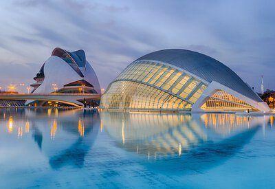 Spanje Valencia museum