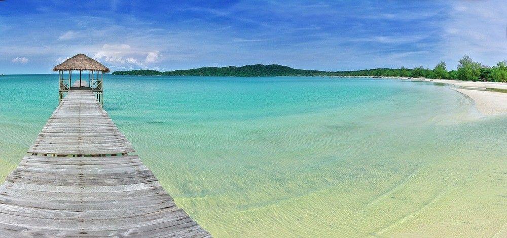 spiaggia cambogia koh rong