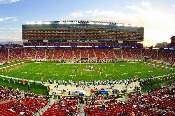 American Football Stadion