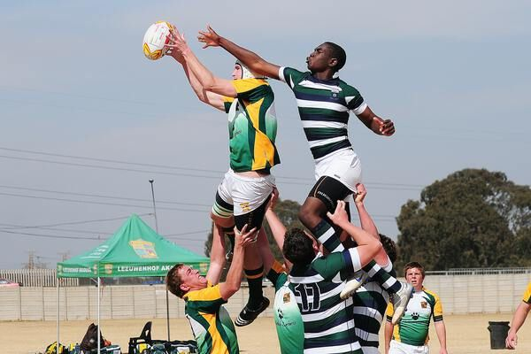 Rugby inworp