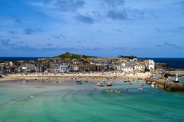 Explore St. Ives in Cornwall