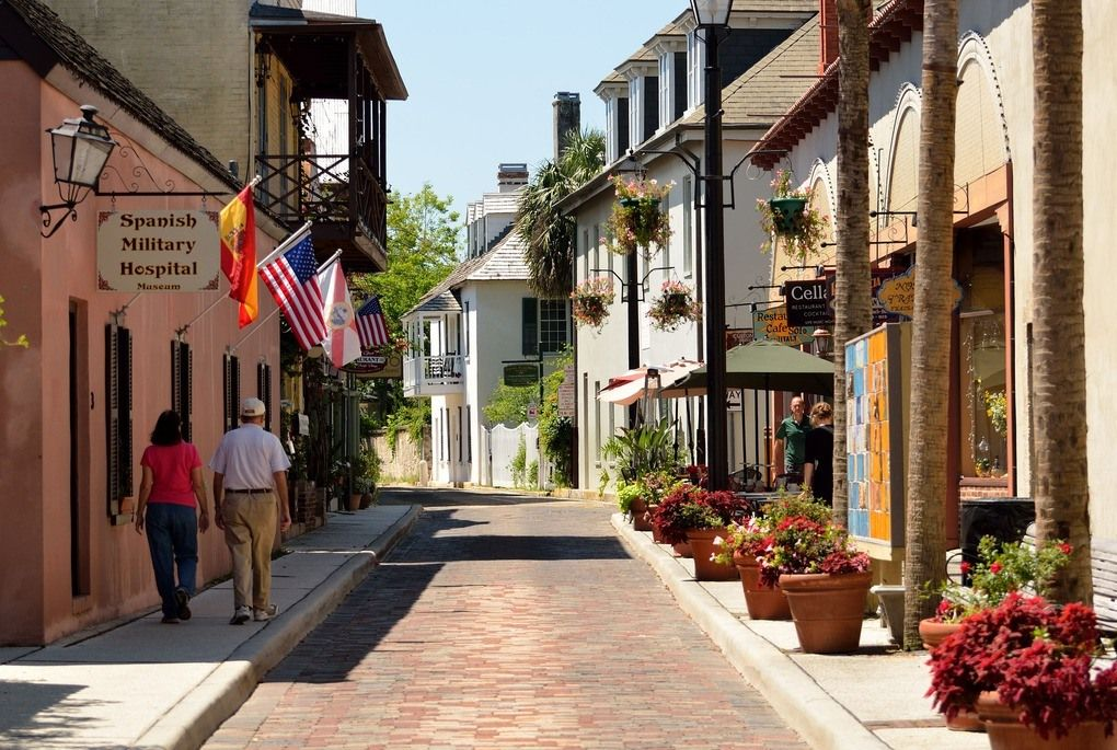 Top 10 Things to Do in St. Augustine - Explore the Old City