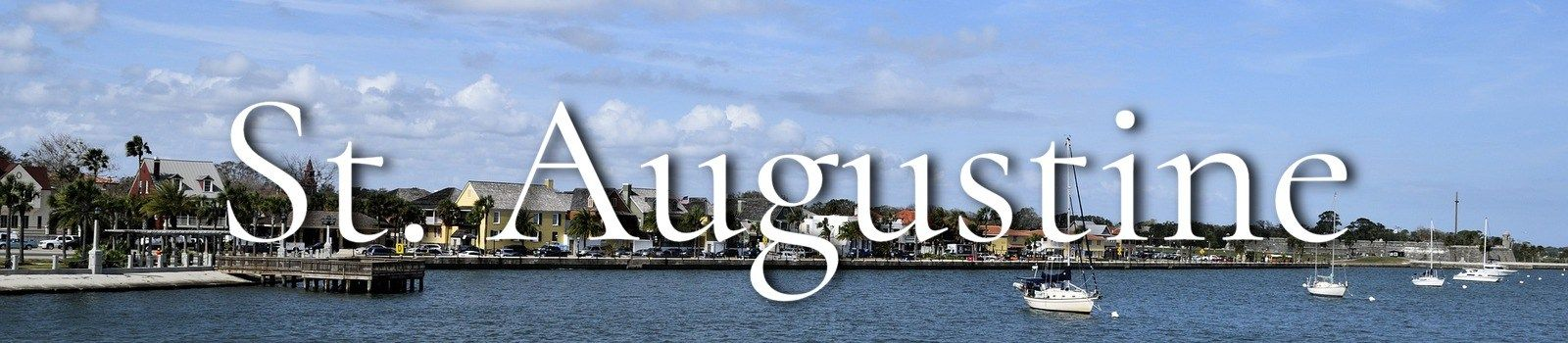 Top 10 Things to Do in St. Augustine Banner