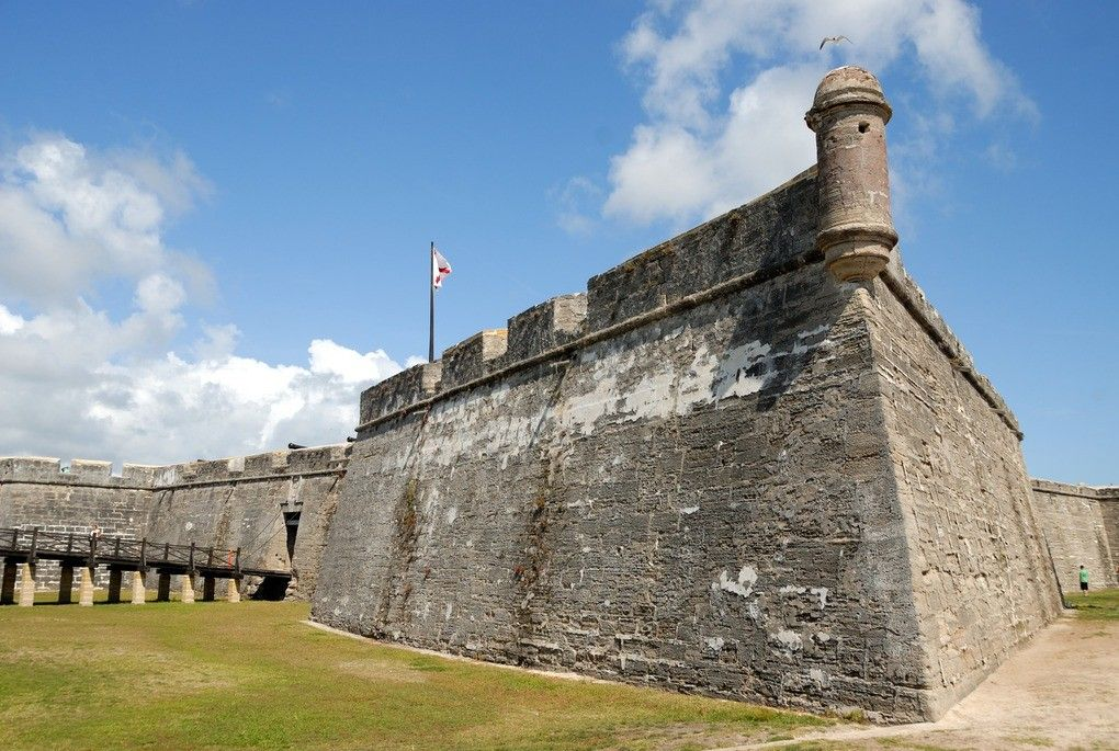 Top 10 Things to Do in St. Augustine - Castillo San Marcos