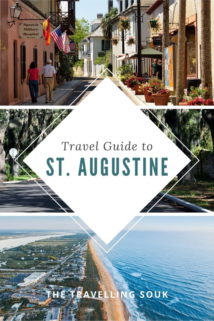 Top 10 Things to Do in St. Augustine Pinterest