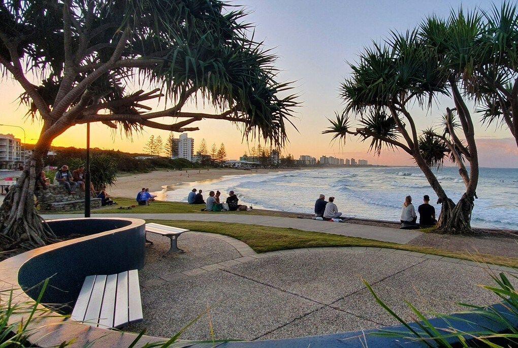 Oaks Sunshine Coast Seaforth Resort in Alexandra Headlands